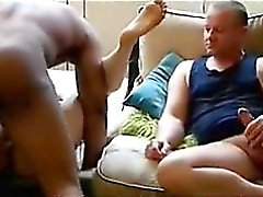 Frau durchgefickt und ihr Mann Uhr