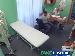 FakeHospital Hasta onun seksi hemşire sikikleri