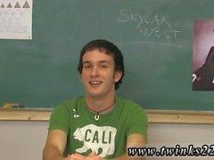 guy étudiants droite porno gay Saviez-vous que le fantasme de Skylar West est à
