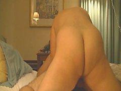 Жир Boner его гей задницу отверстие