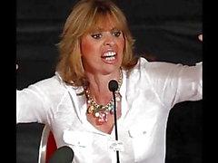 Alessandra Mussolini Jerk Off Mücadelesi