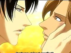 Inlove Mangas gais présentant le sexe en plein air