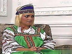 Première femme giclée