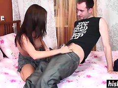 Aurita gusta ser penetrado de forma incondicional