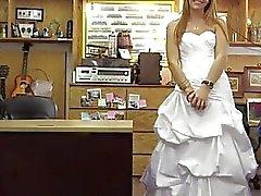 Pawn Shop girl miessukupuoli unta todistamaan mitä Abbylle voisi näyttää