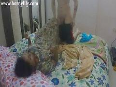 Indian Sexo de mucama cogido por su Maestría