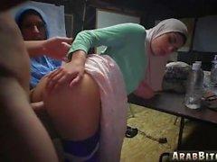 Offene arabische Füße Schleichen in der Basis!