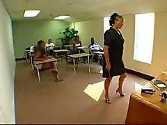 Big Black Booty Öğretmen Ms.Mya