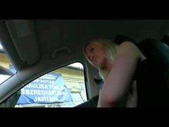 PublicAgent Amazing atemberaubende blonde GLENNA fucked draußen in der Sonne