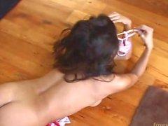 Candice Cardinele - Naughty Butt Kitchen