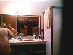 Big Ass моей сестры 19 на камеры шпиона