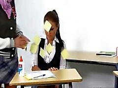 unschuldiges Babysitter strafen Lehrer