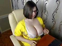#3 big tits busty cam girl