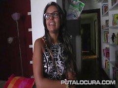 Sonia Anglada(Sarita): Vaya grumo que le echo dentro