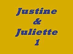 Klassiker Justine u. Julia ein N15