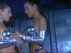 Adriana Sage and Felecia Danay are two hot lesbians who are testing a