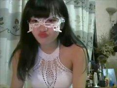 asiansexporno - vietnamilaisten esitys tytön naamiolla