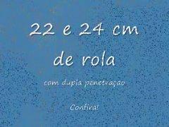 Carioca Encarando Dois Roludos - PS