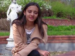 Quest puolesta Orgasm - Ukraina kauneutta Shrima Malati leluja hänen herkullinen pillua