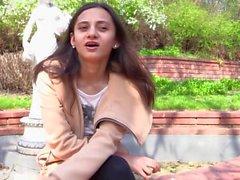 Quest For Orgasm - Ukrainska skönhetsbehandlingar Shrima Malati Leksaker hennes härlig knull