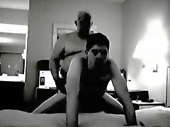 Del abuelo carajo de habitación de hotel