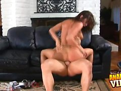Rugueux Putain Anal Pour Tory Lane