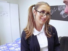 TeamSkeet - Fucking School Girl on Hidden Cam