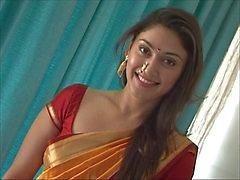 sexy Indisch meisje