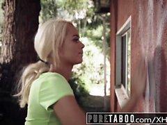 TABOO PURE Bad Girl Elsa Jean Punished