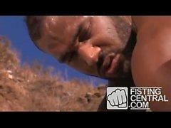 Amazing fisting 3some, ulkona, arabialainen