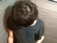 Minets japanese poussées de foutre