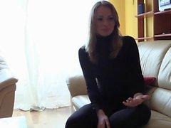 Quest per l'orgasmo - l'ucraino Vixen di Ivana da zucchero a Solo erotic