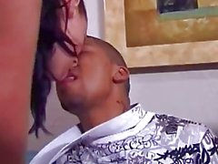 Gianna Michaels and Pinky Give Head Together