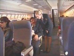 Kylee Reese als Stewardess (Dandy-071)