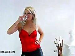 Melissa de facesitting
