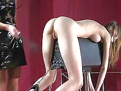 SM Szene mit Beata Undine