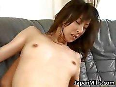 Extreem geil japanse MILFS zuigen part4