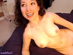 Asian MILF Cougar mag die Cum Japanese