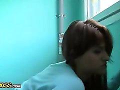 Sex Captura garota em patamar pública