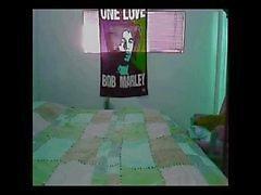 Reizvolles Webcam Mädchens RileyKribbs Angabe einen flüchtigen Blick des ihrer engen Pussy