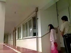 Ficken mein chinesischer Lehrer in der Schule
