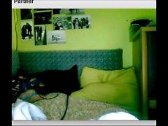 Slovakian teen anal web kamerası Mellisa, 720camscom'da canlı izle