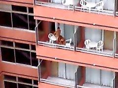 Balcon de hôtel 2