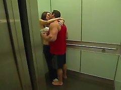 Aufzugs Paar