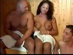 Bi MMF - cozinhando até a sauna