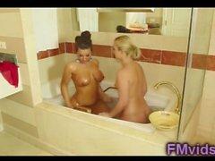 Brianna Jordan bathroom plays