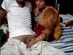 Pakistans Nazer i hustru del1