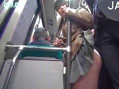 Детка получает Molested In Public
