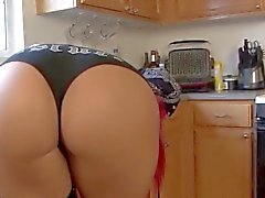 Raven Black - As A Maid - Interraciaal Sex Queen
