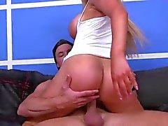 Gorgeous milf Nikki Benz does great hardcore fucking